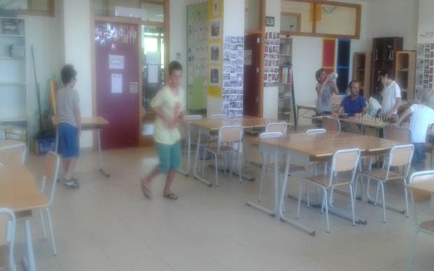 Campus de verano 2015